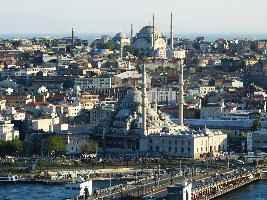 Places to visit in Istanbul in Turkey