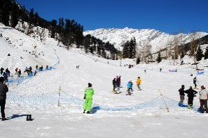 Best  Hill stations in Manali in  in India