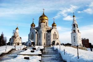 Moscow s Churches