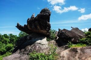 Mukdahan Rock Formations