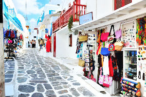 Mykonos Tour Packages
