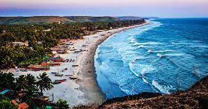 Places to visit in Goa in India