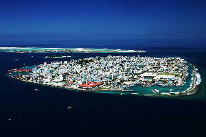 Places to visit in Male in Maldives