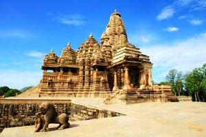 Places to visit in Khajuraho in India