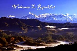 Places to visit in Ranikhet in India