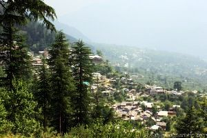 Places to visit in Naggar in India