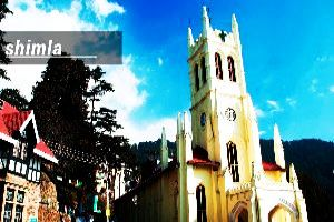 Places to visit in Shimla in India