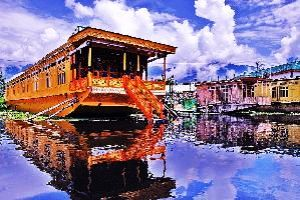Places to visit in Srinagar in India