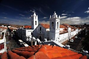 Sucre  Tour Packages