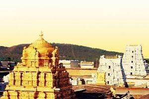 Spiritual Tirupati Balaji Temple