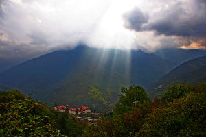 Trongsa Tour Packages