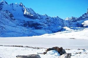 Best Mountain places in India