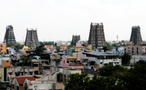 Places to visit in Madurai in India