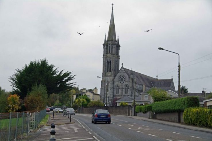 Dublin to Charleville Station - 2 ways to travel via train, and car