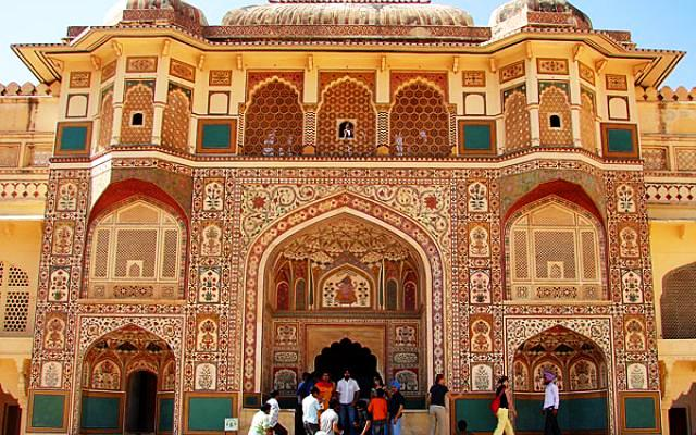 Amber Fort India Places To See In Amber Fort Best Time