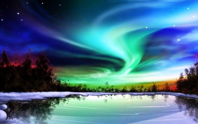 Northern Lights Finland Finland Places To See In