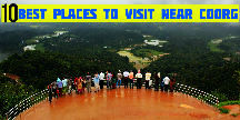 Bangalore - Mysore - Ooty  Tour - 5 Days