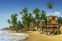 3 Days Amazing Goa Trip with Pickup & Drop