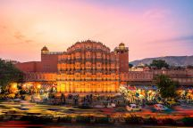 Forts and Palaces Tour of Rajasthan With Supreme Travelers