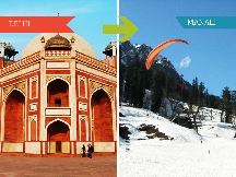 Uttarakhand Package 6 Night  7 Days