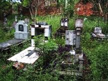 Cemeteries that will Scare the Hell out of You