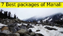 Exotic Shimla Manali Dharamshala Package By Car