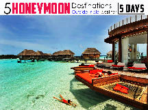 03 Night 04 Days Special Honeymoon Package
