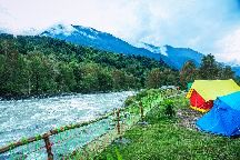 4 Days Mussoorie with Rishikesh Tour