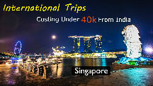 singapore tour 3  night