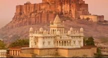 Golden Triangle With Ajmer Package
