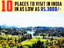 NAINITAL-KAUSANI 3 Nights 4 Days