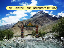 Himachal Splendors for 5n/6d