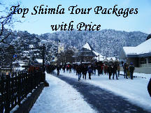 4 Nights 5 Days Shimla Volvo Package Ex Delhi