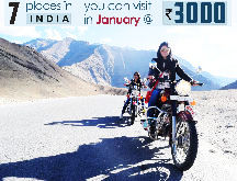 3 Nights Manali + 2 Nights Volvo