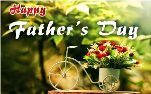 Fathers Day - celebrating the day of special bond of Father and Child