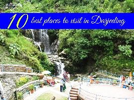 10 best places to visit in Darjeeling