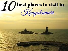 10 best places to visit in Kanyakumari