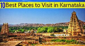 10 Best Places to Visit in Karnataka