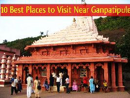 10 Best Places to Visit Near Ganpatipule