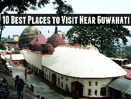 10 Best Places to Visit Near Guwahati