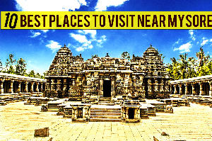 10 Best Places to Visit Near Mysore from 50 to 500km