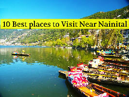 10 Best places to Visit Near Nainital