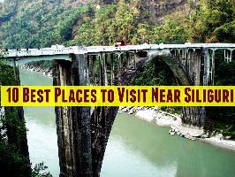 10 Best Places to Visit Near Siliguri
