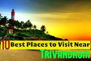 10 Best Places to Visit Near Thiruvananthapuram