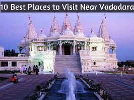 10 Best Places to Visit Near Vadodara