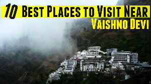 10 Best Places to Visit Near Vaishno Devi