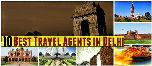 10 Best Travel Agents in Delhi
