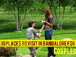 10 Places to Visit In Bangalore for Couples