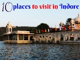 10 places to visit in Indore