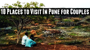 10 Places to Visit In Pune for Couples